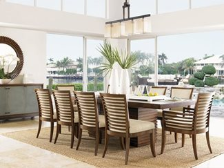 Luxury Dining Room Sets Get Yours Today At Luxedecor
