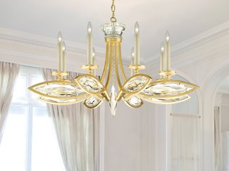 High End Light Fixtures Set The Mood Online At Luxedecor
