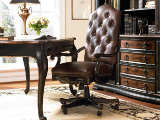 Leather Office Chairs & Home Office Furniture u0026 Office Desk Furniture for Sale